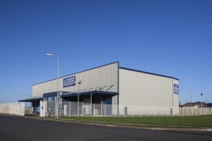 Highly secure storage facility in Waterford Ireland