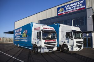 Kennedy Movers house movers Waterford